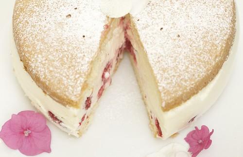 Summer Quark Cake 2