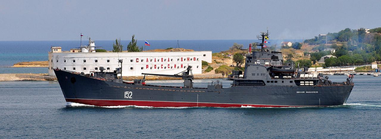 """БДК """"Николай Фильченков"""""""