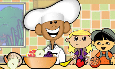 kids in the kitchen- healthy cooking fun snacks