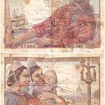 Billet de vingt Francs Français 1945 thumbnail