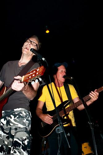 Steven Hall + Ernie Brooks / Arthur's Landing @ Zebulon / 20090822.10D.51770.P1 / SML (by See-ming Lee 李思明 SML)