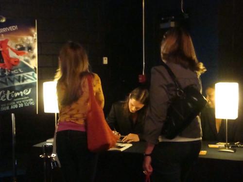 Logan autograph