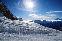 Skiing I (heitere_fahne) Tags: schnee ski snowboard sonne unfall belalp lawine schn nikond80