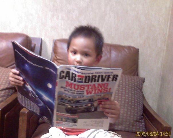 Noah_reading_Cars