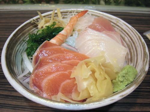 你拍攝的 綜合海鮮飯。