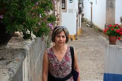 IMG_4459 Cecy en bidos (Brujo+) Tags: portugal bidos tpico