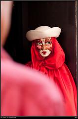 un ballo in maschera (soybuscador) Tags: personas verano venecia 2009 vacaciones mscara urvision soybuscadorgmailcom