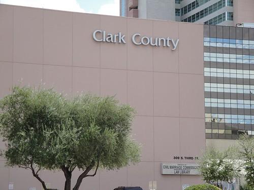 Clark county marriage certificate
