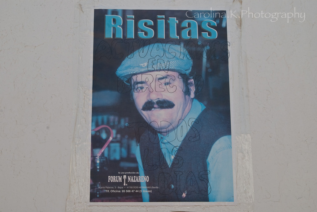 Poster of Risitas - August 10, 2009