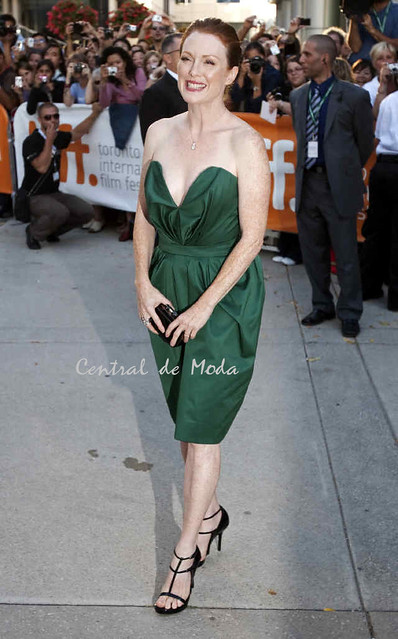 Julianne Moore by Central B