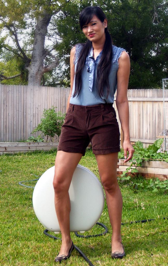 cord shorts 1
