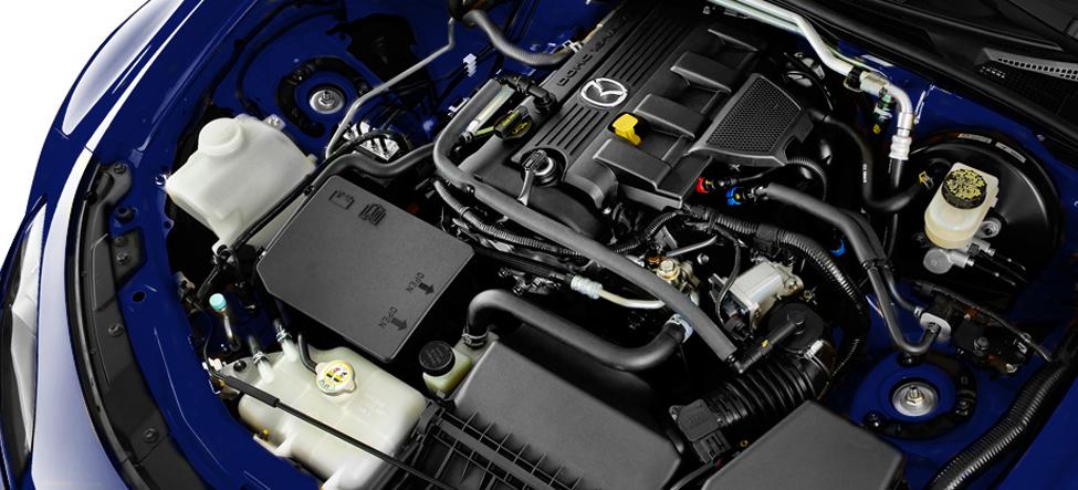 Mazda 2.0L 4-cylinder engine