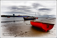 IMG_4720 (NET73 Photography) Tags: photoshop canon boats end vignette 2009 hdr fleetwood knott canoneos400d net1973 net73 neilethomas