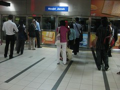 LRT Station Queues