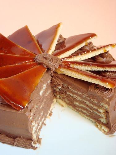 Dobos torte 3