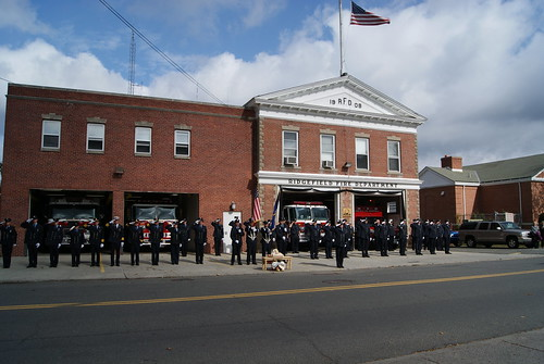 Fire Chief Funeral 052