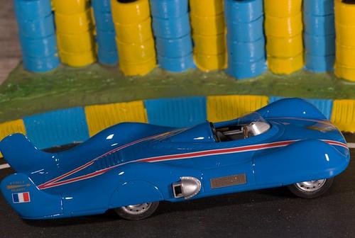 L1045935 Le Mans Miniatures: Renault Etoile Filante (by delfi_r)