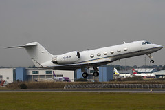 A6-RJB - 1505 - Private - Gulfstream G300 - Luton - 091014 - Steven Gray - IMG_2391
