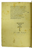Ownership inscription in Euripides: Tragoediae quattuor