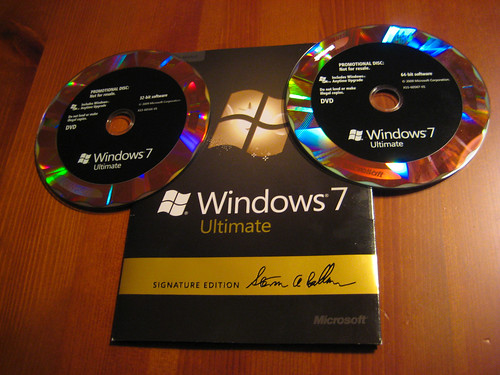 Win 7 Signature Edition