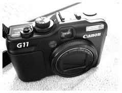 Canon G11 by iPhone 3GS