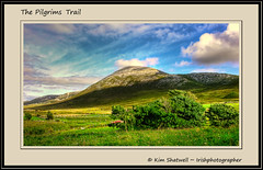 The Pilgrims Trail (Irishphotographer) Tags: ireland mountain kim hills holy irishhistory croaghpatrick hillwalking the kinkade inthecountry beautifulireland irishholiday colorphotoaward irishmountains irishhotographer shatwell kimshatwell irishphotographerkimshatwellireland irishcountryscene breathtakingphotosofnature irishcountrypictures thepilgrimstrail beautifulirelandcalander wwwdoublevisionimageswebscom