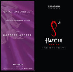 Cortez @ Hatchi, MyLastBite.com