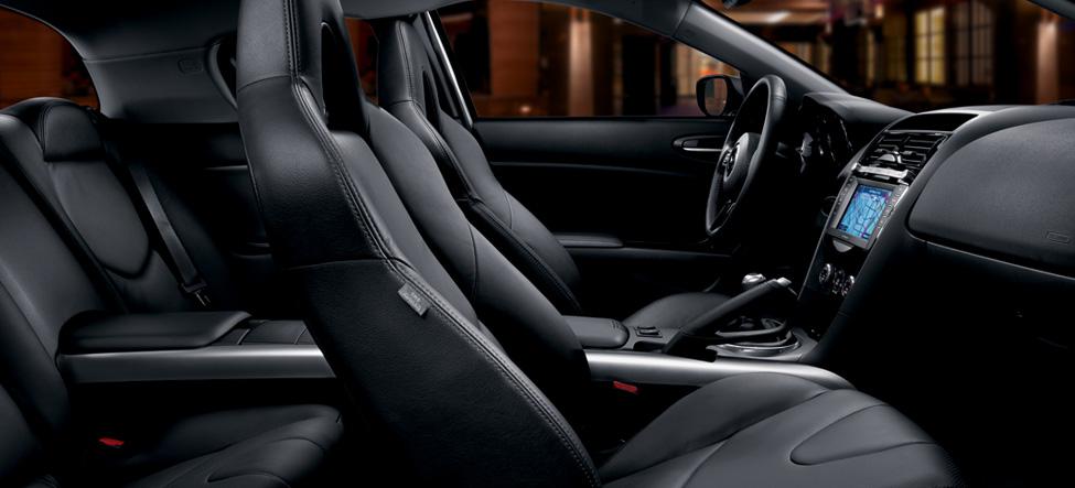 Mazda RX-8 premium leather