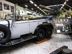 Mercedes Benz G4 (pilot_micha) Tags: auto car museum germany deutschland d mercedesbenz oldtimer halle2 technikmuseum badenwürttemberg sinsheim automuseum autoundtechnikmuseum autotechnikmuseumsinsheim baujahr1938 mercedesbenzg4