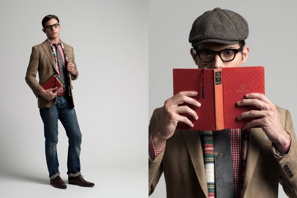 Fine and Dandy lookbook 08
