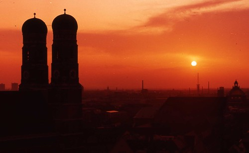 Munich, West Germany 1980
