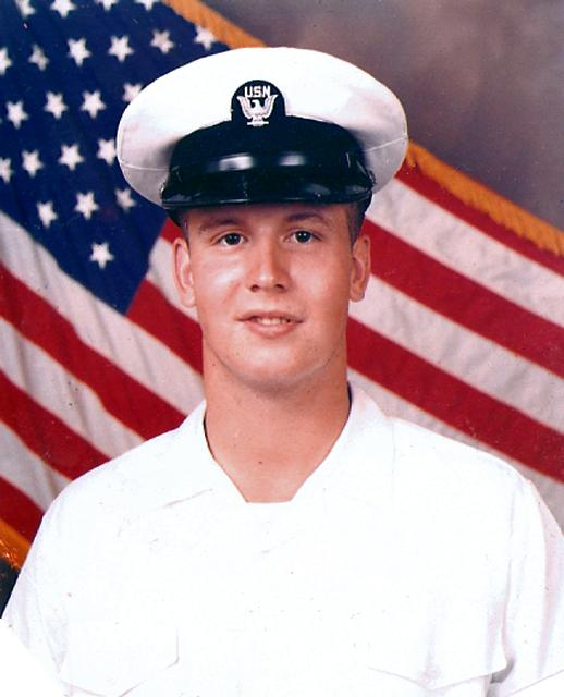 US Navy Veteran.