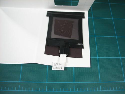 pull tab (freezer paper)