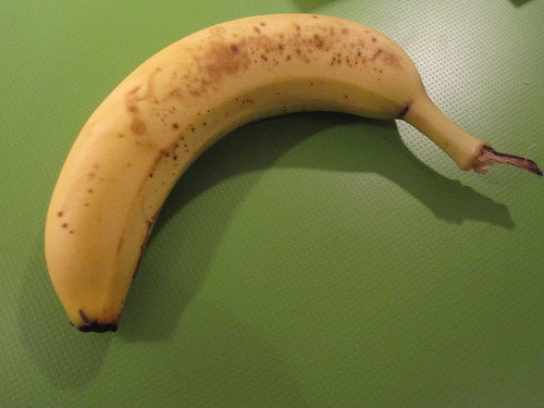 banan from bistro - free