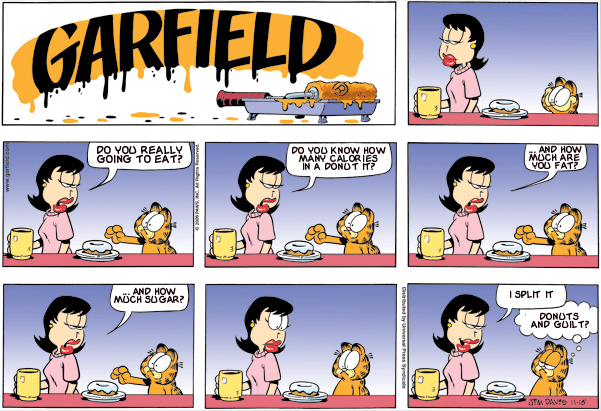 Garfield: Lost in Translation, November 15, 2009