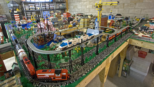 Just Bought My First Train Set What Next Lego Train