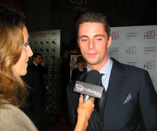"Matthew Goode - ""A Single Man"" Premiere"