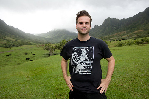World/Inferno finally visits Hawaii, but only in t-shirt form
