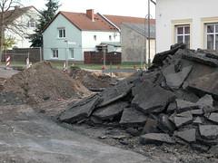 Dorfstrassenerneuerung