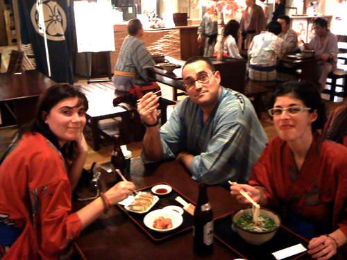 Monogatari - momento cena