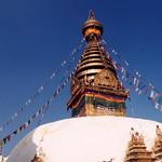 le Stupa de Swayambhunath thumbnail