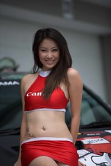 Canon girls 4 (Rev'it) Tags: beauty carrace canon1dsmk2 racebabe glamourbabe