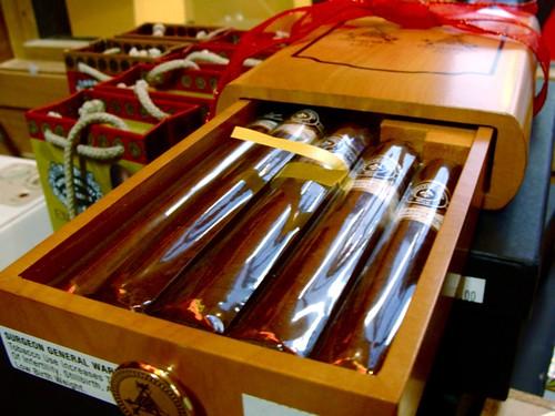 The Cigar Box
