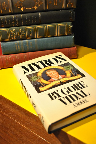 Myron 1st Edition Hardcover by Gore Vidal