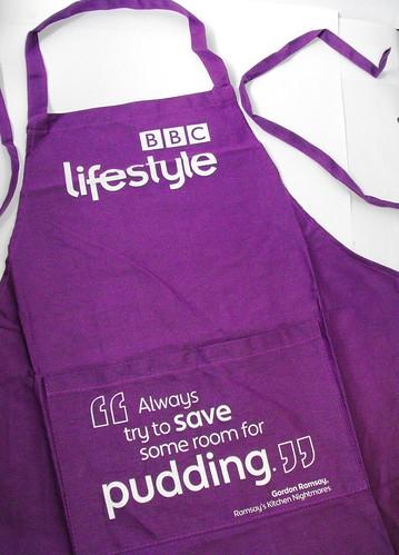 BBC Apron - Gordon Ramsay