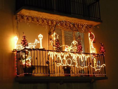 Illuminations de Noël à Saint-Pierre-des-Corps
