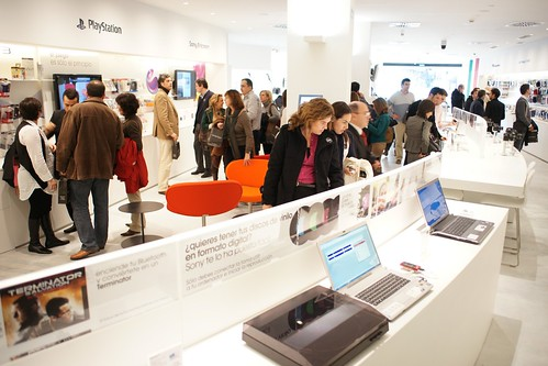 Sony Style Store