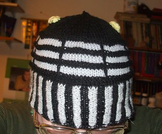 Knitting Pattern For Dalek Hat : Ravelry: Dalek Hat pattern by Marion Beet
