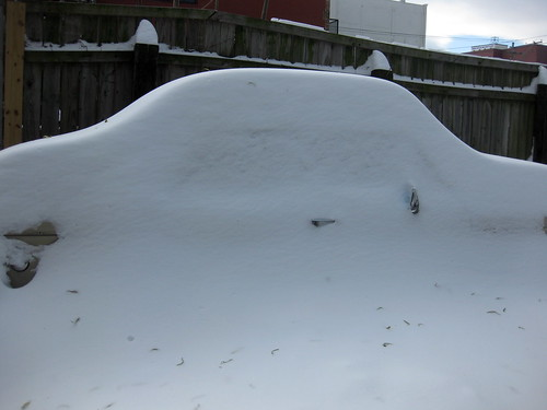 eric's car