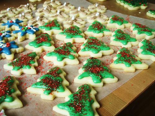 christmas sugar cookies - 17